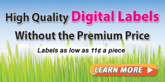 High Quality Digital Labels Without the Premium Price